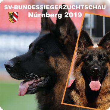 Nemška vzrejna razstava 2019