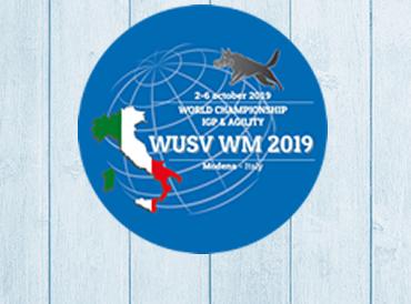 WUSV 2019 – Modena, Italija